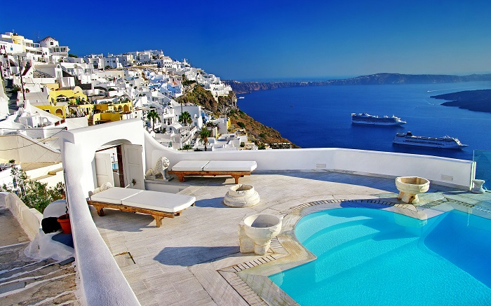 This Summer – Santorini!