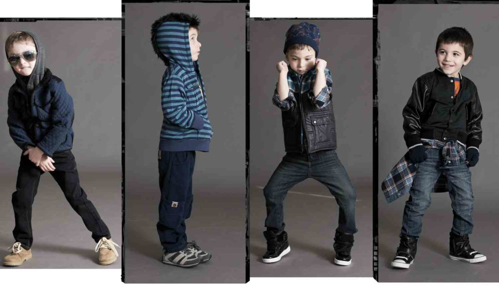 Urban Clothes For Urban Kids