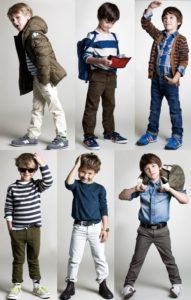 Style urban clothing for kids